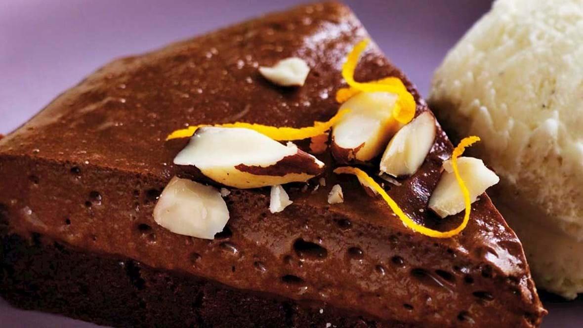 Gateau Marcel chokoladekage