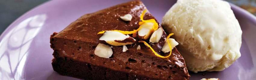Marcell chokoladekage