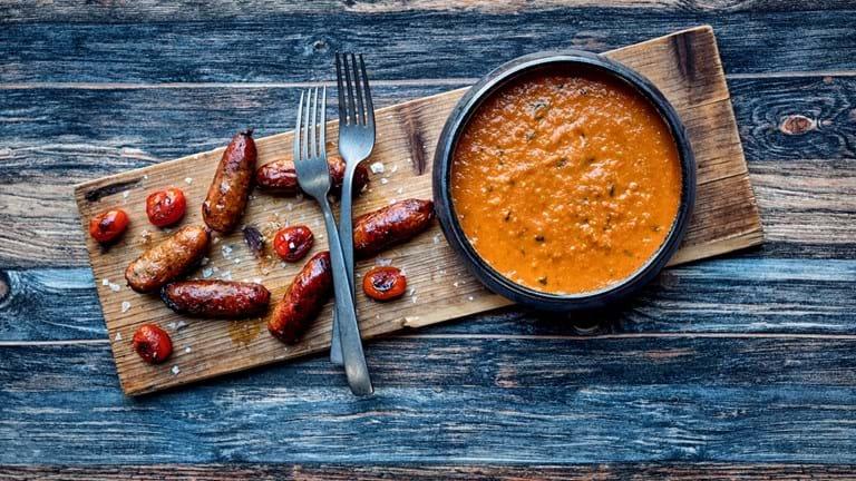 Claus Holms hjemmelavet ketchup