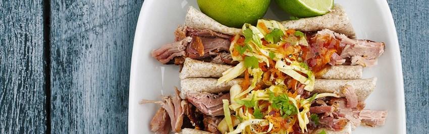 Sweet chili coleslaw til pulled pork