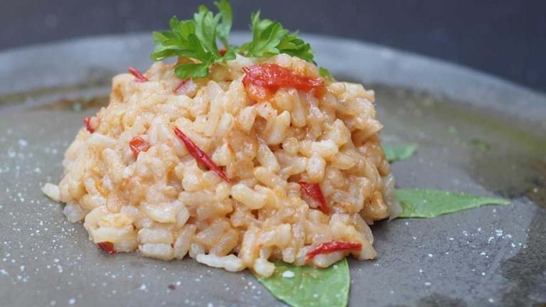 Hybenrisotto