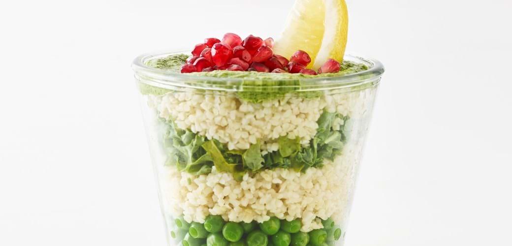 Salat på farten