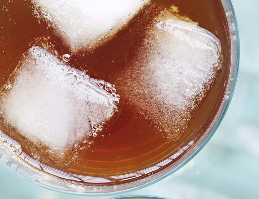 Indisk ice tea