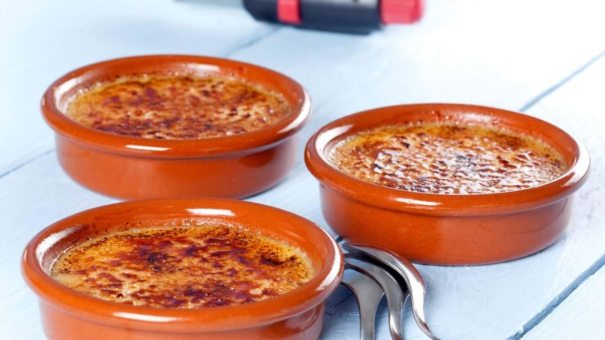 Klassisk Creme brûlée
