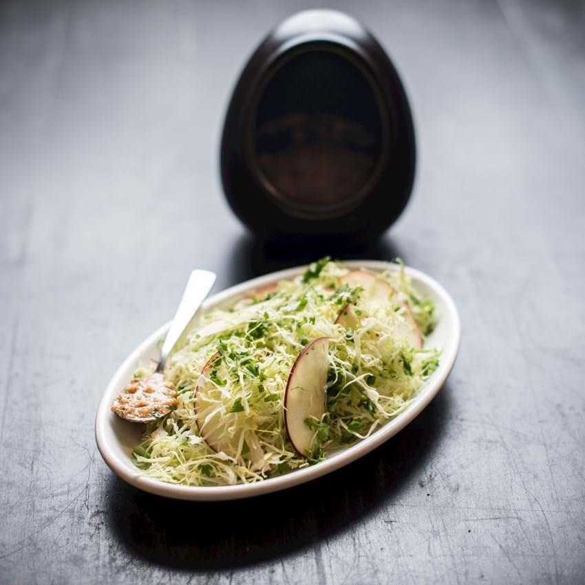 Salat Opskrift Med Spidskål æble Fennikel Og Marinade Se H