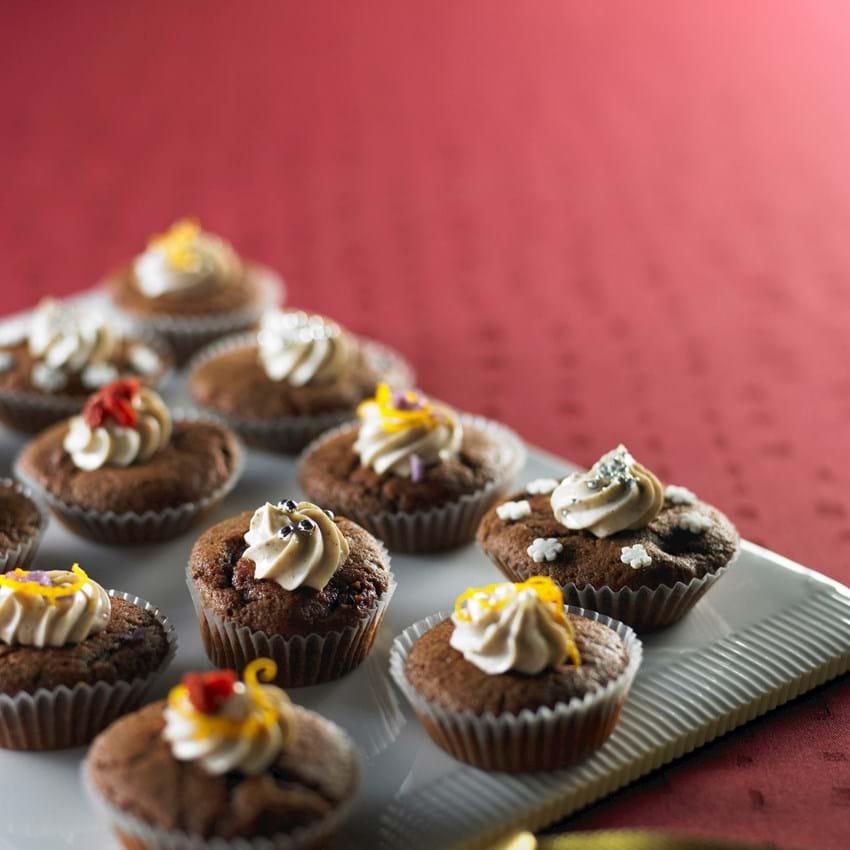 Julecupcakes