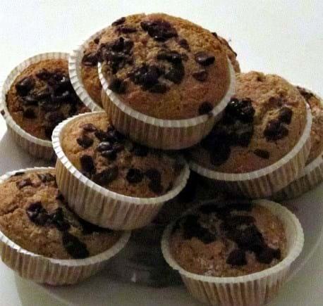 Muffins - uden hvede, mælk og æg