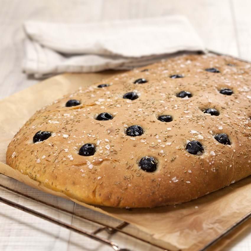 Foccacia brød