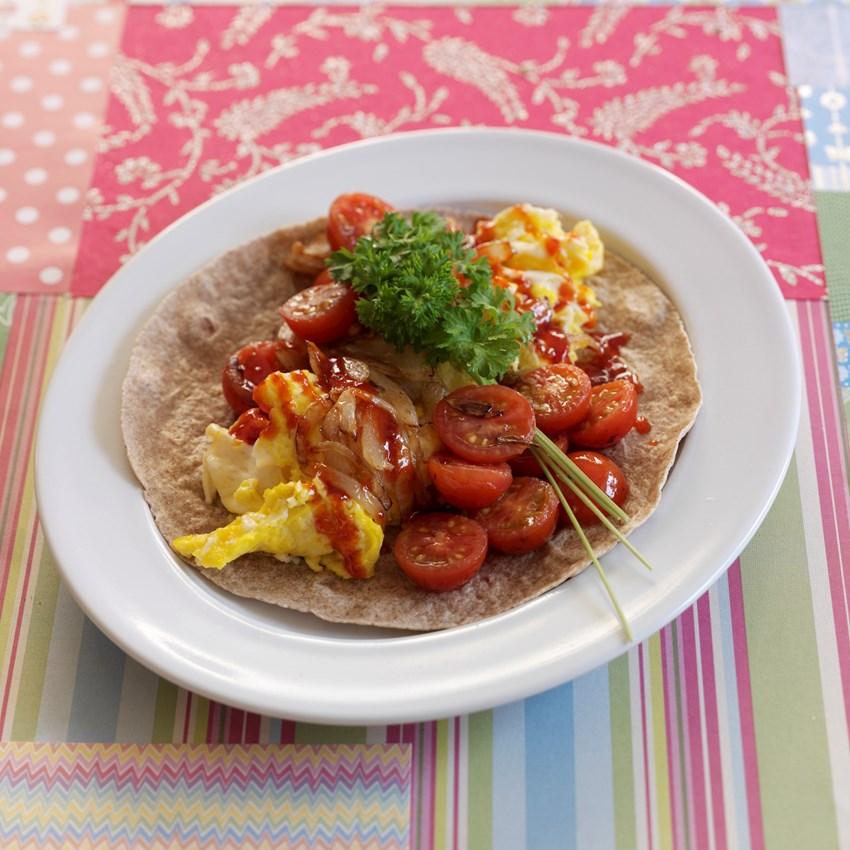 Mexicanske æg