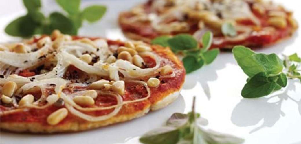 Bærbar pizza
