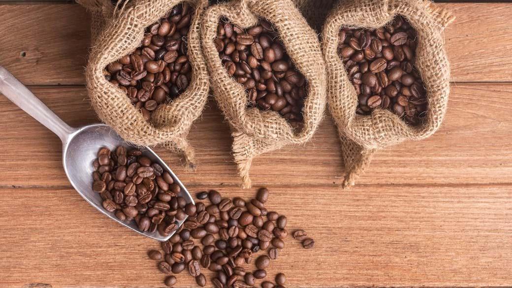 Fuldkornsshake med kaffe