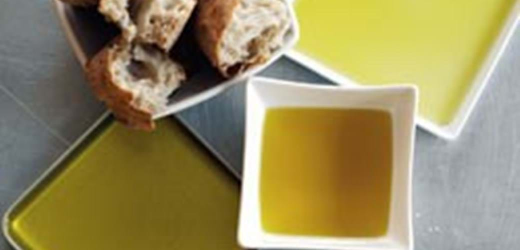 Olivenolie med brød