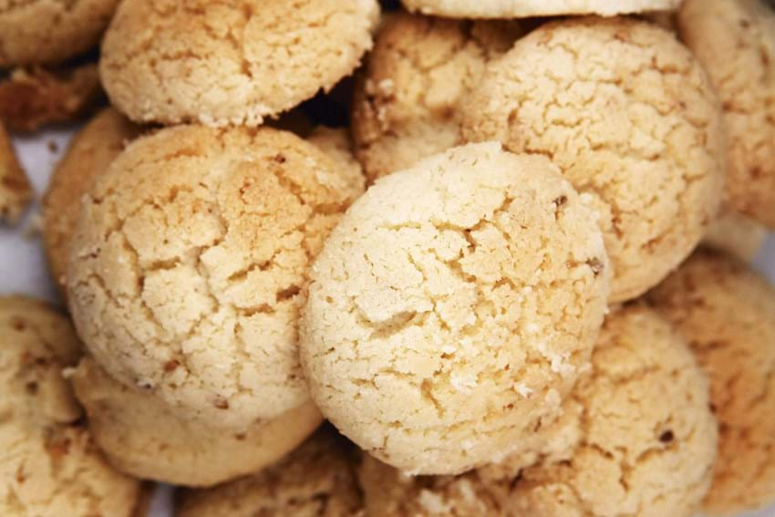 Ghribas - Marokkanske småkager