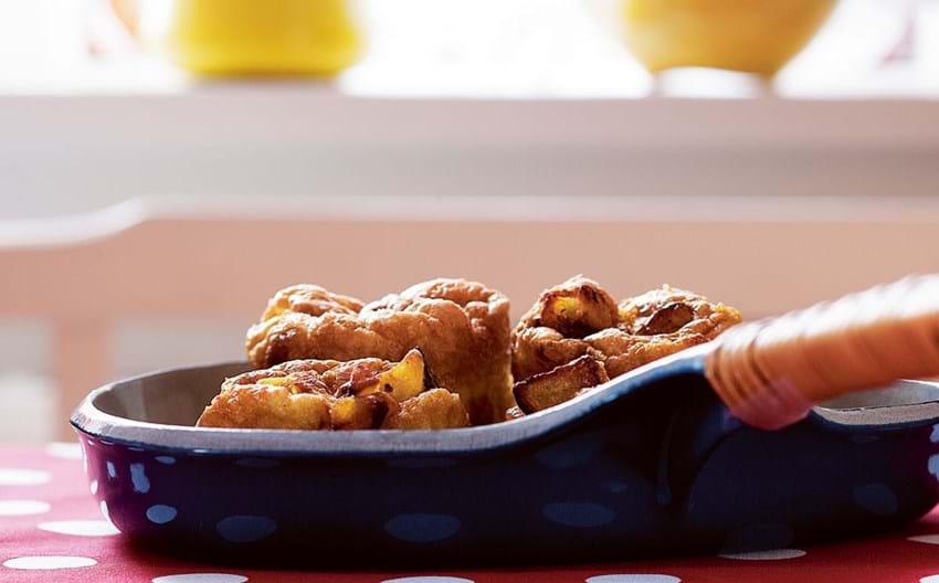 Mini tortillias med kartofler