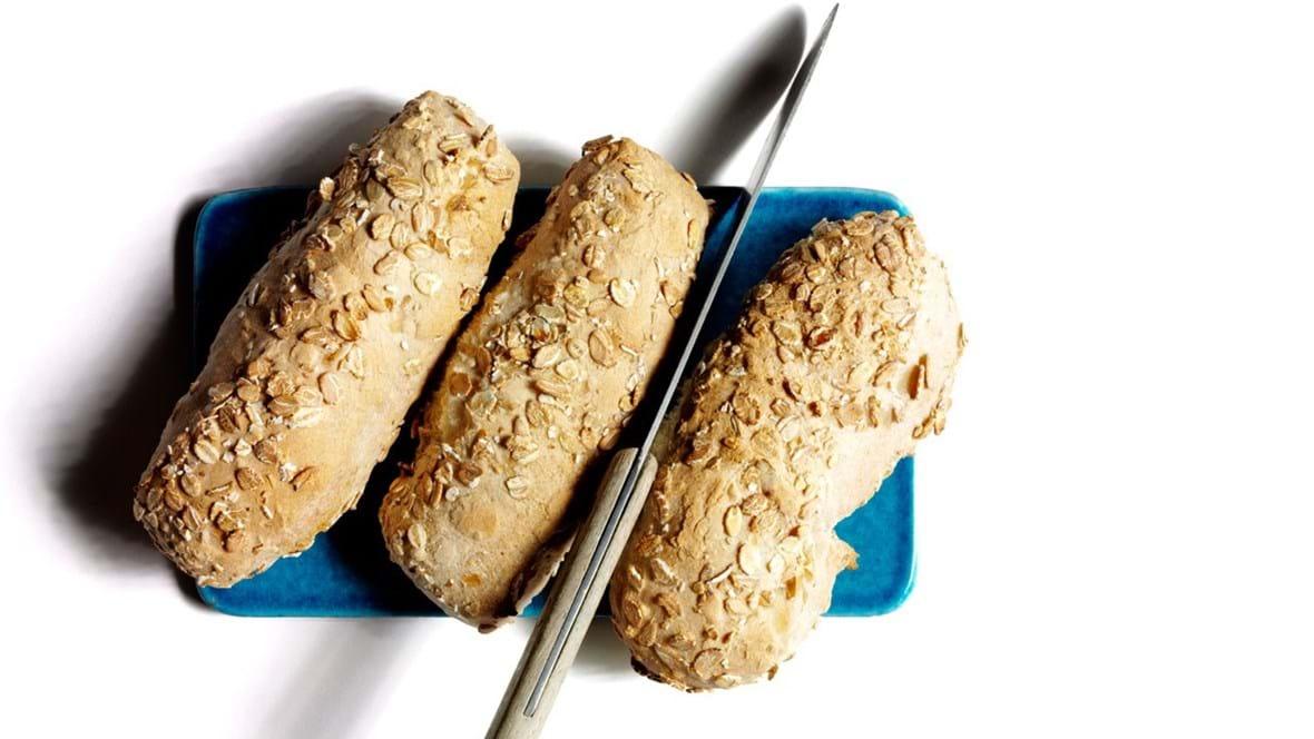 Grunddej til hurtighævet brød