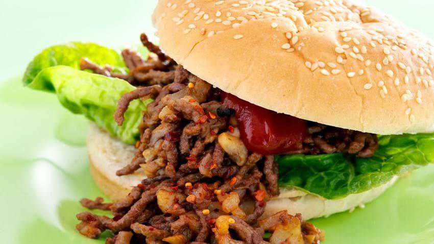 Sloppy Joe - burger