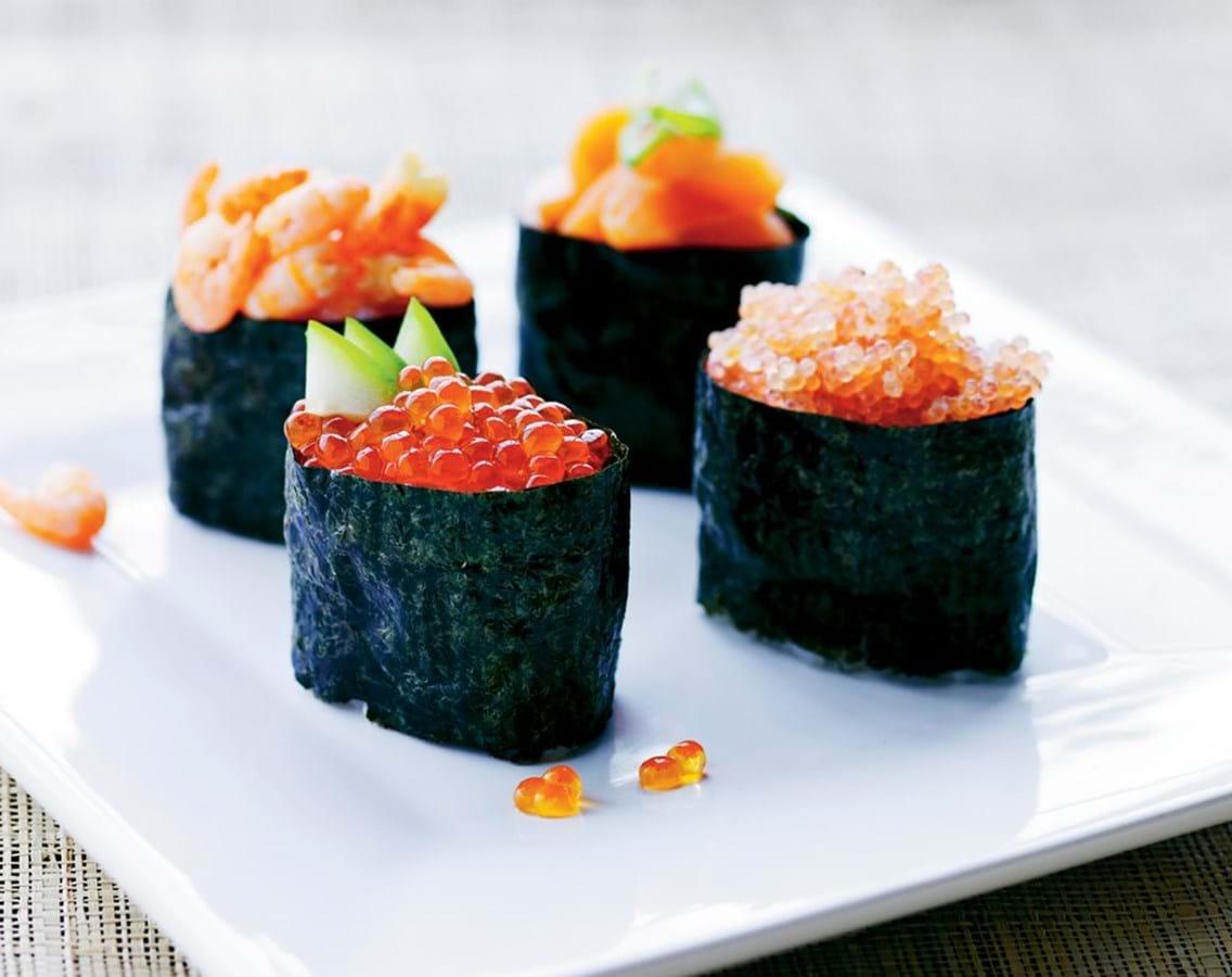 Slagskibs-sushi