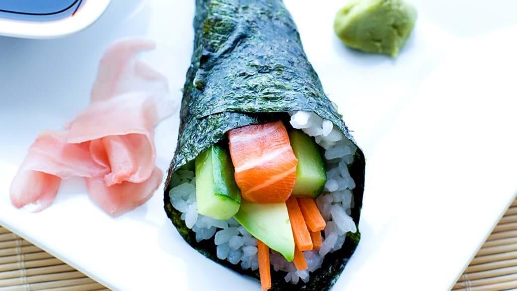 Sushi-kræmmerhuse