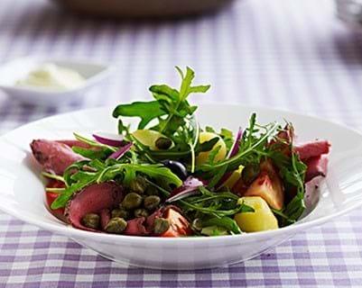 Beefy-salat