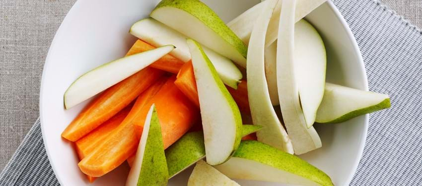Grønt og frugt