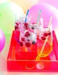 Hyldeblomst-soda