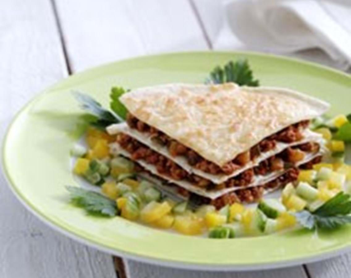 Mexicansk tortillatærte