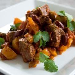 Den slanke chili con carne