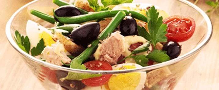 Salat a la Nicoise