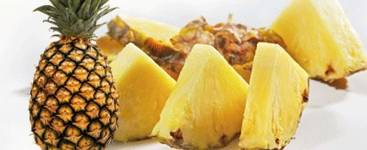 Ananas - Tips til servering