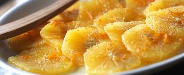 Andalusisk appelsinsalat