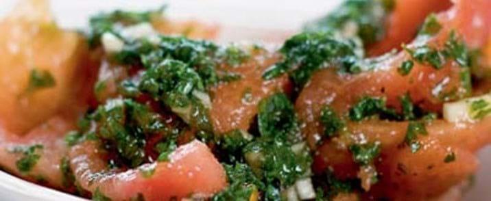 Enkel tomatsauce