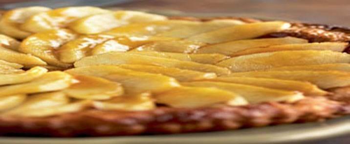Fransk æbletærte