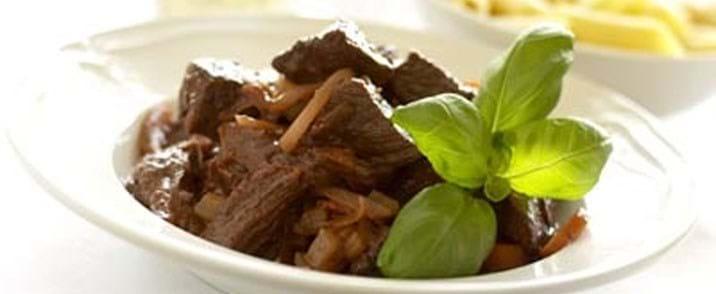 Italiensk oksekødsgryde