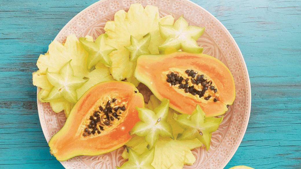 Frugtfad som i Brasilien