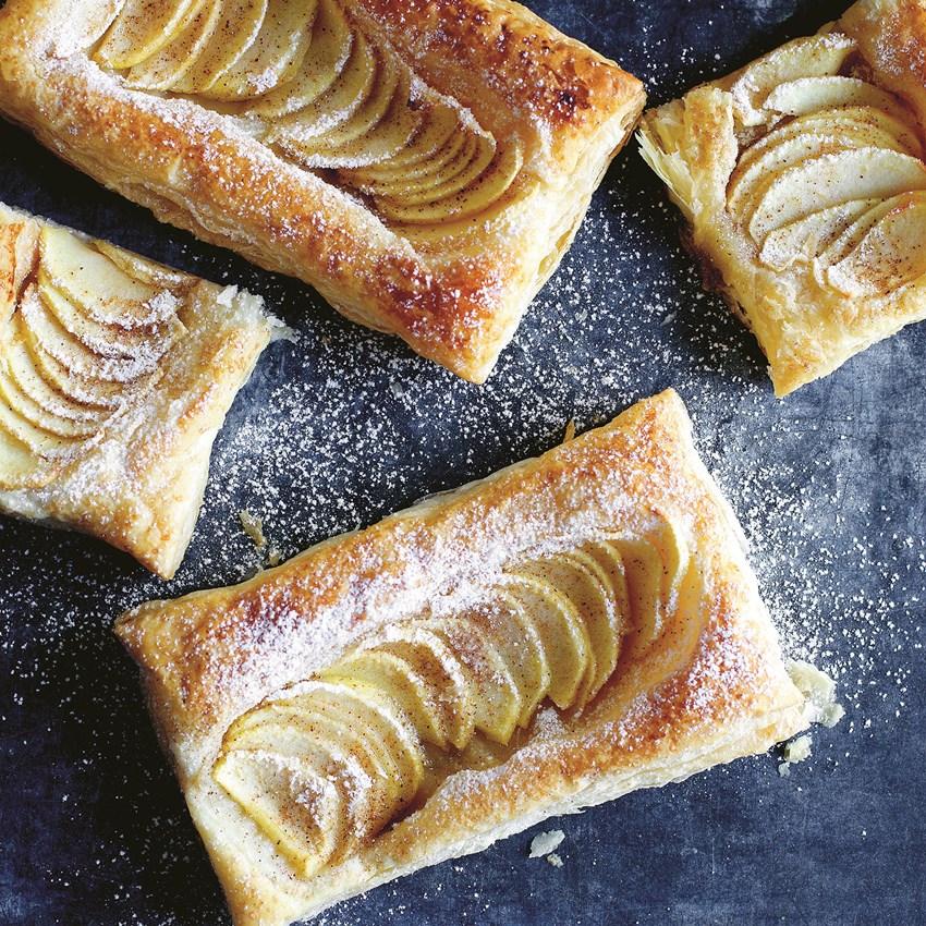 Små æblegaletter