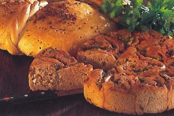 Fyldt madbrød