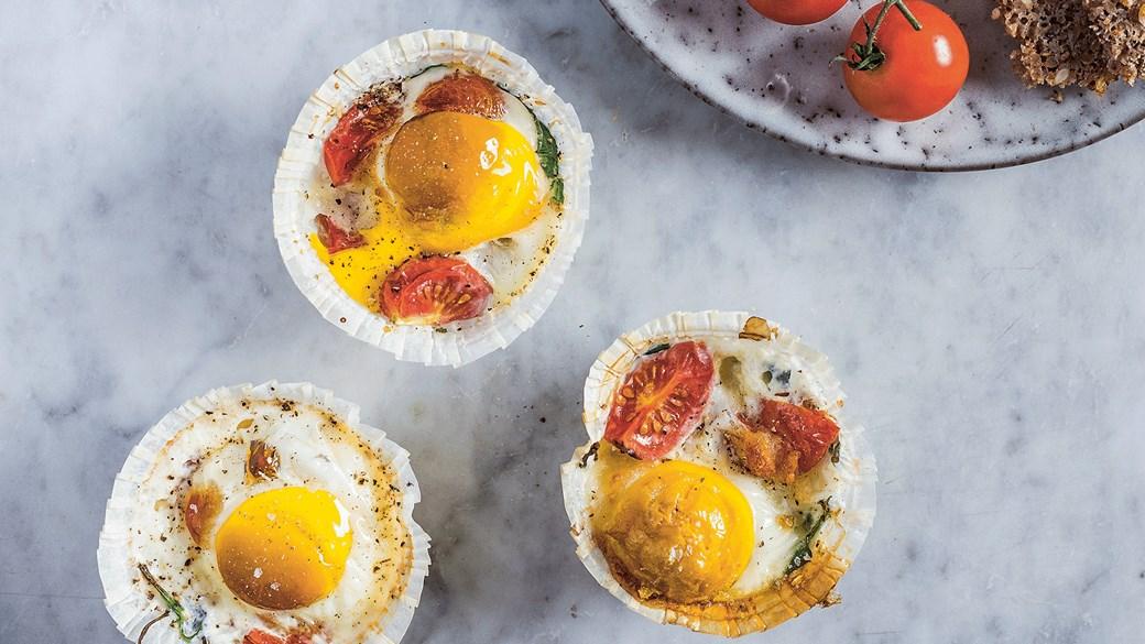 Æg i kokotte