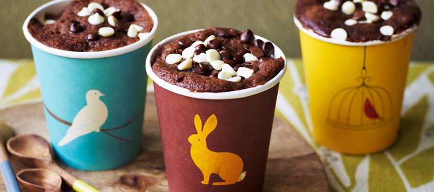 Kager på 10 min: Brownie