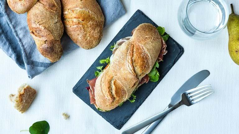 Sandwichflutes