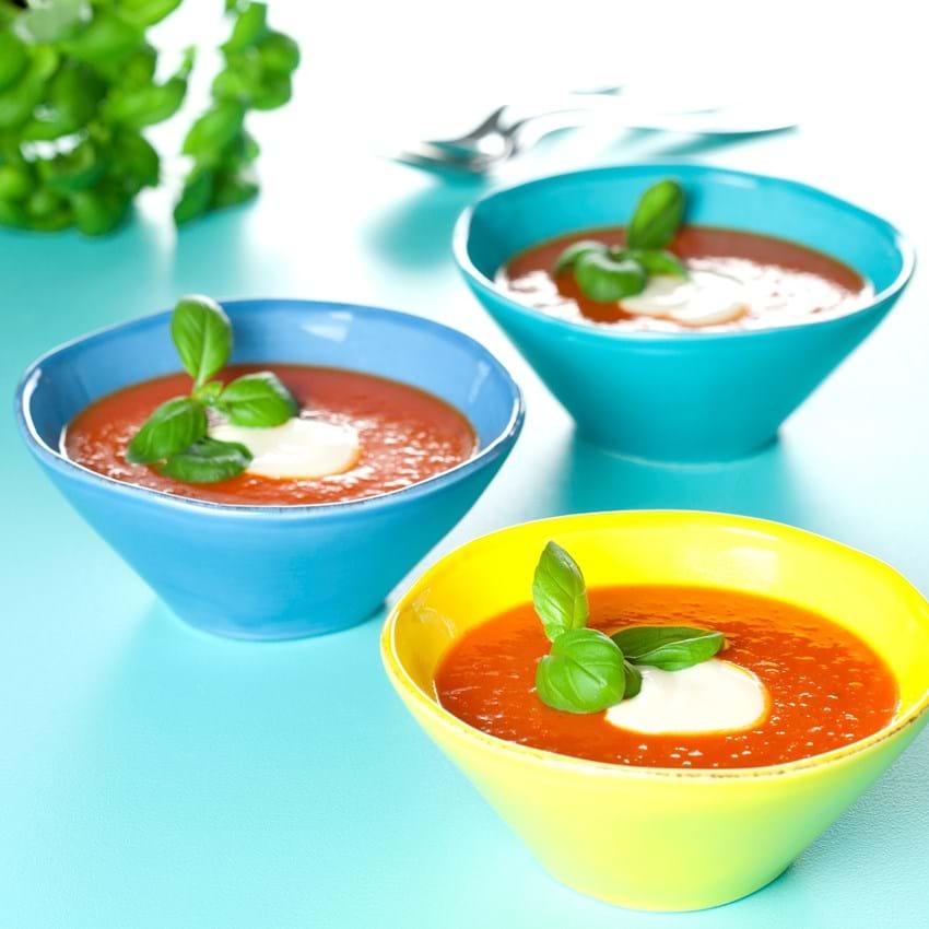 Tomatsuppe - for børn