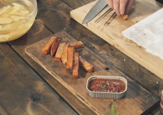 Holms kokkeskole: Pommes frites