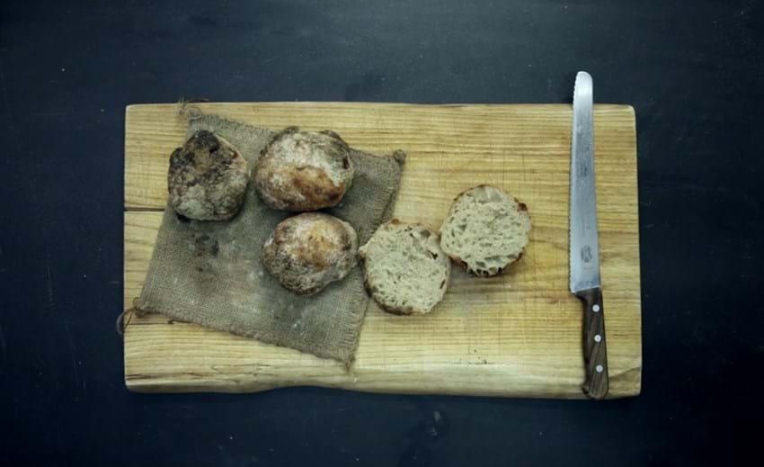 Brødblanding: Hvedeboller fra Meyers
