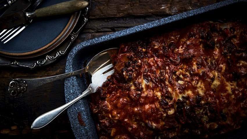 Klassisk: Lasagne