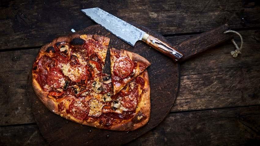Klassisk: Pizza