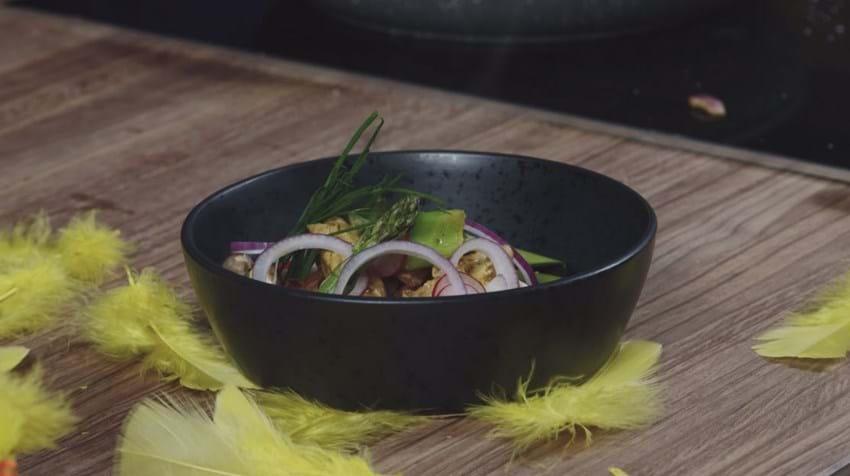 Lun hønsesalat