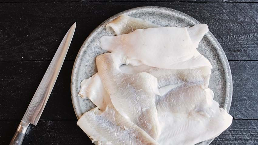 Filetering af fladfisk