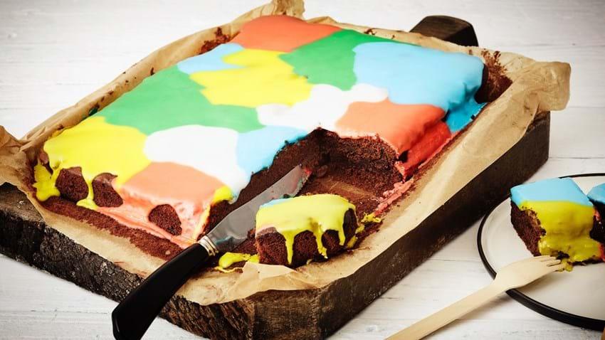 Verdens bedste chokoladekage