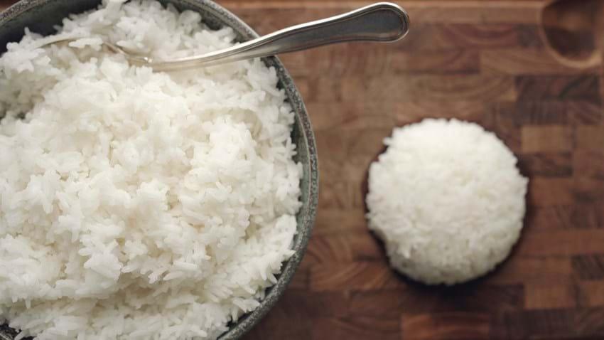 Kog perfekte ris